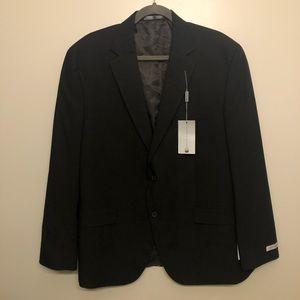 geoffrey beene blazer black size 46R